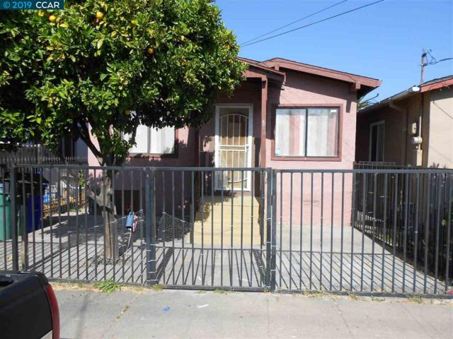 662 2Nd St, Richmond, CA 94801 (#CC40877799) :: Strock Real Estate