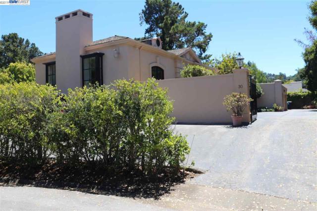 30 Conifer Ln., Hillsborough, CA 94010 (#BE40878031) :: The Kulda Real Estate Group