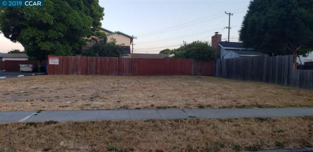 S 43rd St, Richmond, CA 94804 (#CC40878077) :: Intero Real Estate
