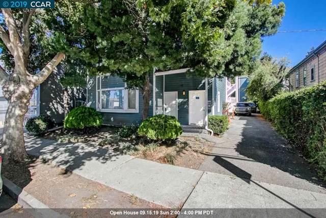 933 Addison St, Berkeley, CA 94710 (#CC40881897) :: Intero Real Estate