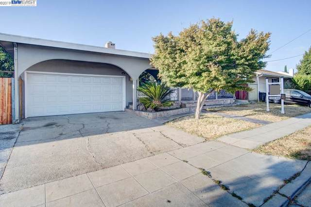 881 Marin Ave, Hayward, CA 94541 (#BE40882040) :: Intero Real Estate