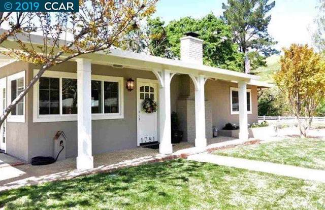 1781 Franklin Canyon Rd, Martinez, CA 94553 (#CC40882471) :: RE/MAX Real Estate Services
