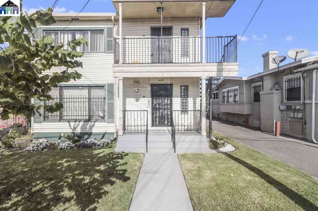 1419 52Nd Ave, Oakland, CA 94601 (#MR40882508) :: The Kulda Real Estate Group