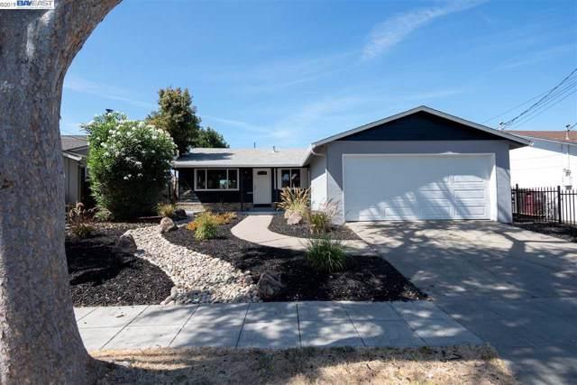 27163 Patrick Avenue, Hayward, CA 94544 (#BE40882519) :: The Kulda Real Estate Group