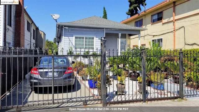 1531 50Th Ave, Oakland, CA 94601 (#EB40882528) :: The Sean Cooper Real Estate Group