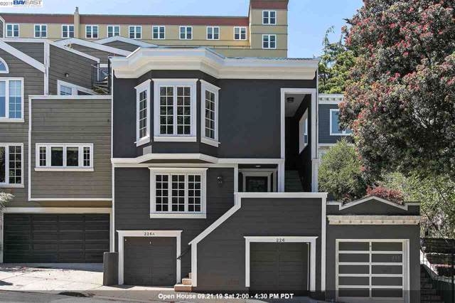 226 Roosevelt Way #226A, San Francisco, CA 94114 (#BE40882937) :: Maxreal Cupertino
