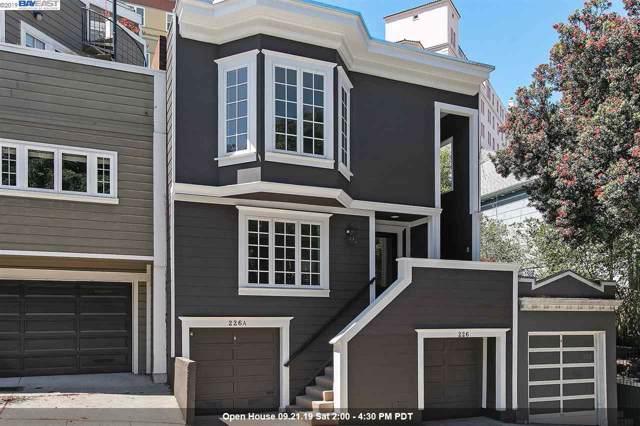 226 Roosevelt Way #226, San Francisco, CA 94114 (#BE40882947) :: Maxreal Cupertino