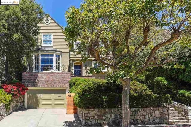 796 Rosemount Rd, Oakland, CA 94610 (#EB40883129) :: Maxreal Cupertino