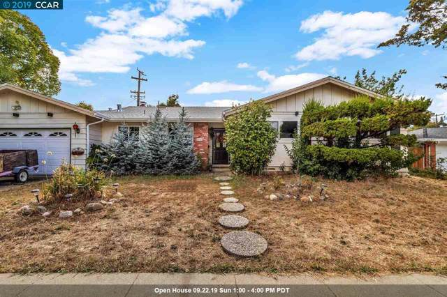 1141 Claiborne Dr, Walnut Creek, CA 94598 (#CC40883199) :: RE/MAX Real Estate Services