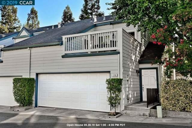 1745 Tice Valley Blvd, Walnut Creek, CA 94595 (#CC40883200) :: Intero Real Estate