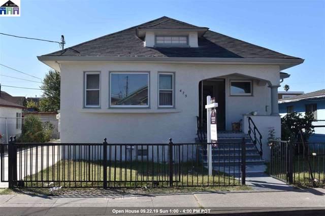 475 Hale, Oakland, CA 94603 (#MR40883243) :: RE/MAX Real Estate Services