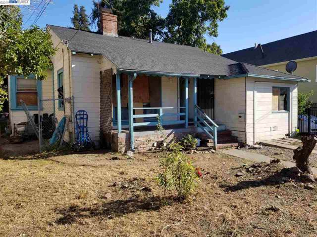 2236 Harrington Ave., Oakland, CA 94601 (#BE40883260) :: Live Play Silicon Valley