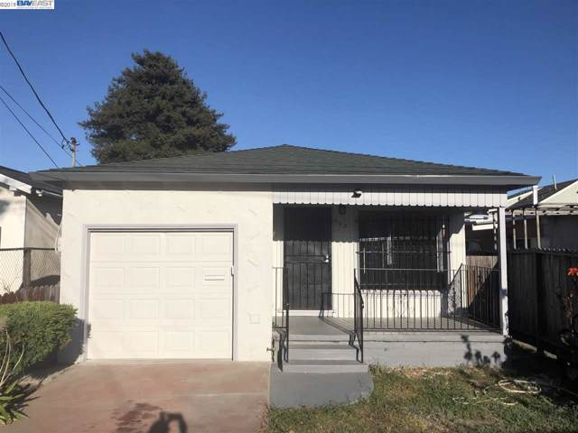 562 S 29Th St, Richmond, CA 94804 (#BE40883378) :: Strock Real Estate
