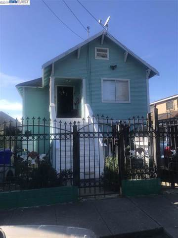 619 2nd St, Richmond, CA 94801 (#BE40883966) :: The Sean Cooper Real Estate Group