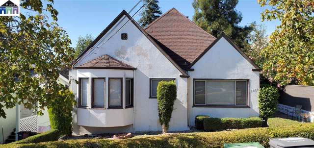 1059 Warfield Ave, Oakland, CA 94610 (#MR40884900) :: Strock Real Estate