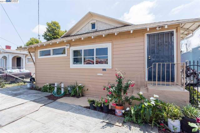 1452 70Th Ave, Oakland, CA 94621 (#BE40884938) :: Maxreal Cupertino