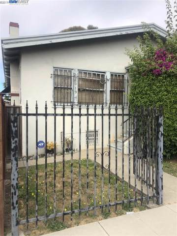 1019 Roosevelt Ave, Richmond, CA 94801 (#BE40885104) :: The Sean Cooper Real Estate Group