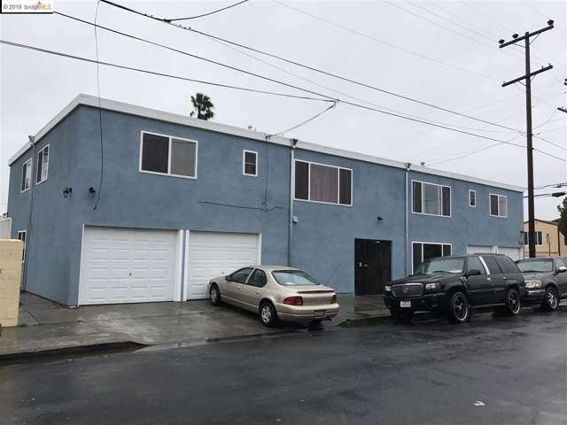 40 18Th St, Richmond, CA 94801 (#EB40885180) :: The Sean Cooper Real Estate Group