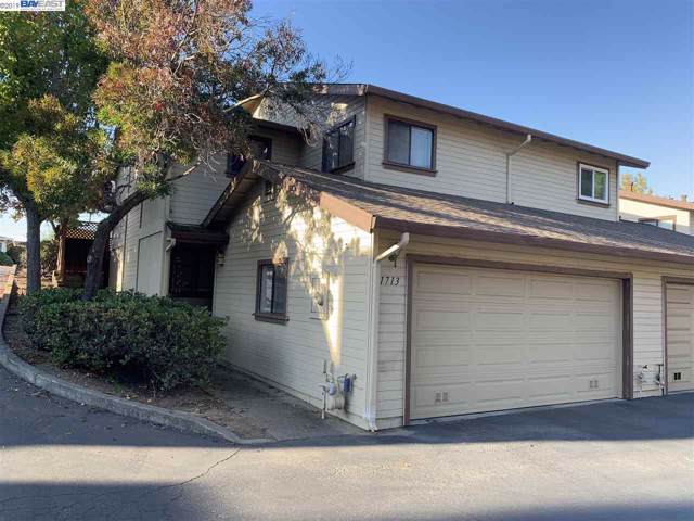 1713 Calais Court, Hayward, CA 94541 (#BE40885230) :: The Kulda Real Estate Group
