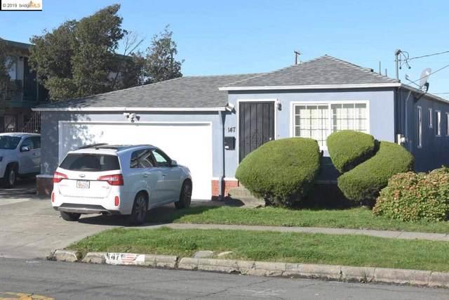 147 S 12th Street, Richmond, CA 94804 (#EB40885247) :: The Sean Cooper Real Estate Group