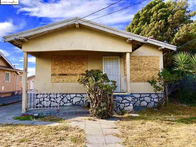 1187 75Th Ave, Oakland, CA 94621 (#EB40885500) :: Maxreal Cupertino