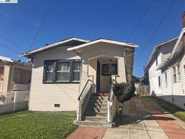 2233 14th Ave, Oakland, CA 94606 (#BE40885650) :: Maxreal Cupertino