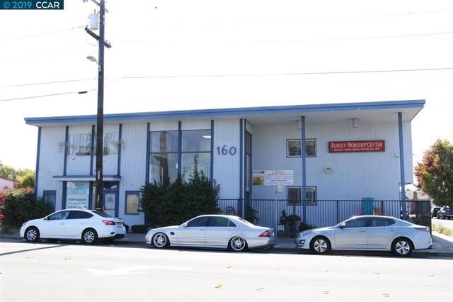 160 Broadway, Richmond, CA 94804 (#CC40885954) :: Strock Real Estate