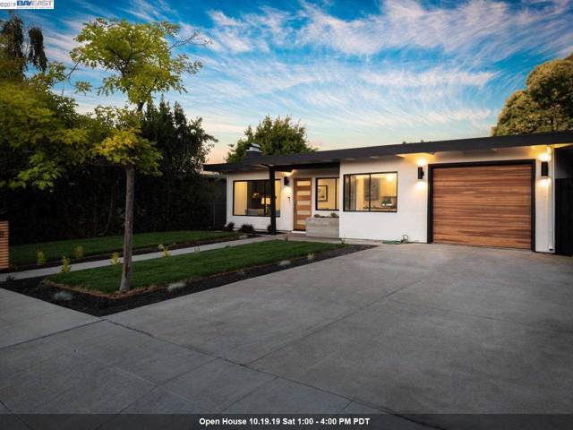 1368 Sevier Ave, Menlo Park, CA 94025 (#BE40886072) :: The Sean Cooper Real Estate Group
