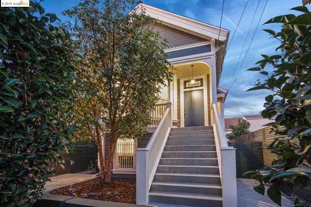 1660 14Th St, Oakland, CA 94607 (#EB40886131) :: The Sean Cooper Real Estate Group