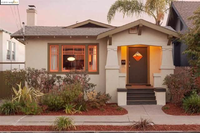 413 45Th St, Oakland, CA 94609 (#EB40886393) :: Strock Real Estate