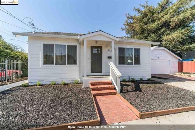8127 Olive St, Oakland, CA 94621 (#EB40886407) :: Maxreal Cupertino