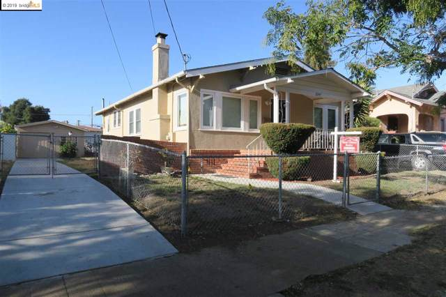 2247 Auseon Ave, Oakland, CA 94605 (#EB40886558) :: The Realty Society
