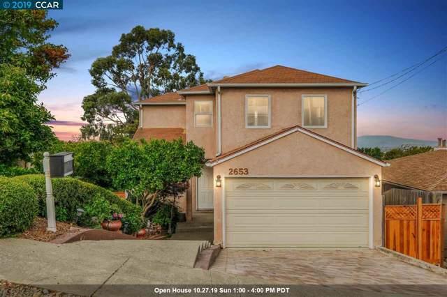 2653 Monte Vista Ave, El Cerrito, CA 94530 (#CC40886573) :: Strock Real Estate