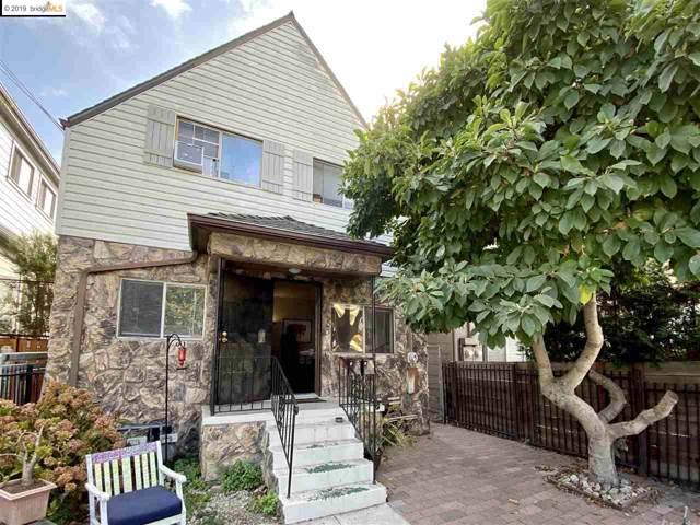 3114 Magnolia St, Oakland, CA 94608 (#EB40886753) :: Strock Real Estate