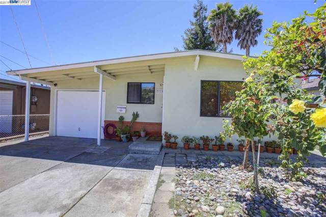 27783 E 11Th St, Hayward, CA 94544 (#BE40887045) :: The Kulda Real Estate Group