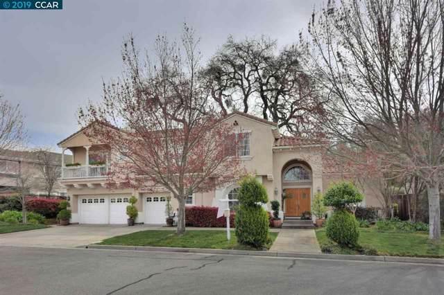 1239 Sunrise Ridge Dr, Lafayette, CA 94549 (#CC40887671) :: The Kulda Real Estate Group