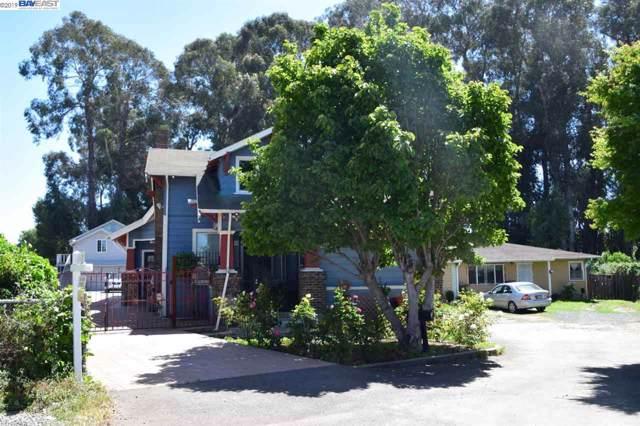 707 Peralta Ave, San Leandro, CA 94577 (#BE40887669) :: Brett Jennings Real Estate Experts