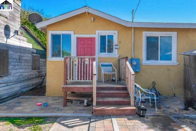 720 Alamo, Richmond, CA 94801 (#MR40887926) :: The Sean Cooper Real Estate Group