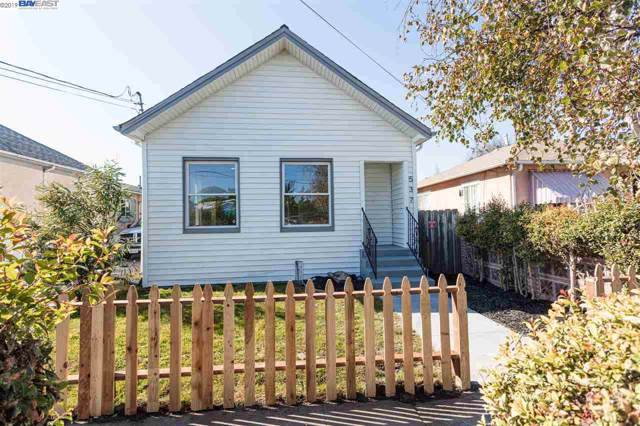 537 17Th St, Richmond, CA 94801 (#BE40888238) :: Strock Real Estate