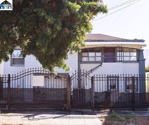 2014 Rutherford St, Oakland, CA 94601 (#MR40888407) :: The Kulda Real Estate Group