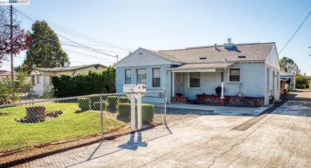 21233 Garden Ave, Hayward, CA 94541 (#BE40888584) :: Strock Real Estate