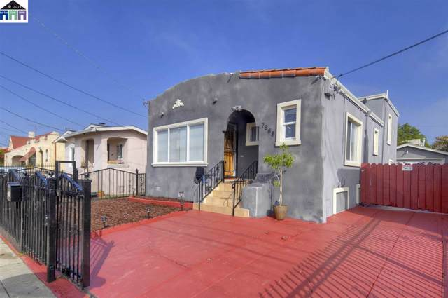 7868 Plymouth St, Oakland, CA 94621 (#MR40888665) :: Live Play Silicon Valley
