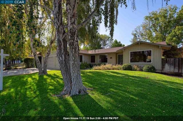 319 Barrow Ct., Walnut Creek, CA 94598 (#CC40888694) :: Schneider Estates