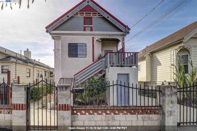 2361 E 22Nd St, Oakland, CA 94601 (#BE40888764) :: The Kulda Real Estate Group