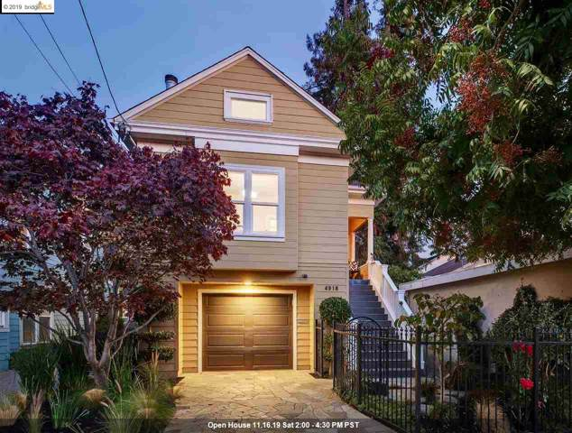 4918 Webster Street, Oakland, CA 94609 (#EB40888801) :: The Realty Society