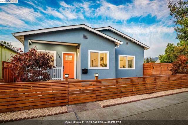 7131 Fairmount Ave, El Cerrito, CA 94530 (#BE40888838) :: The Realty Society