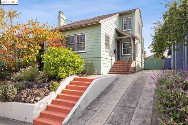 3814 Lincoln Ave, Oakland, CA 94602 (#EB40888962) :: The Realty Society