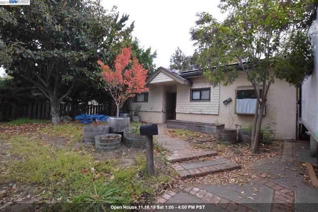 1612 East Avenue, Hayward, CA 94541 (#BE40889013) :: Strock Real Estate