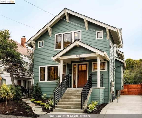 841 Arlington Avenue, Oakland, CA 94608 (#EB40889021) :: Strock Real Estate