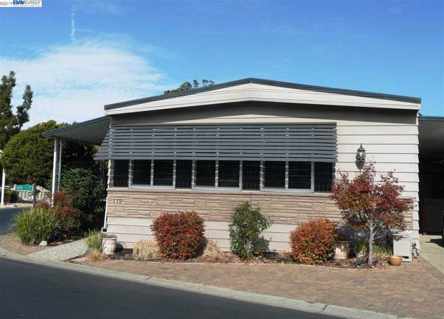 3263 Vineyard Ave, #119, Pleasanton, CA 94566 (#BE40889076) :: The Sean Cooper Real Estate Group